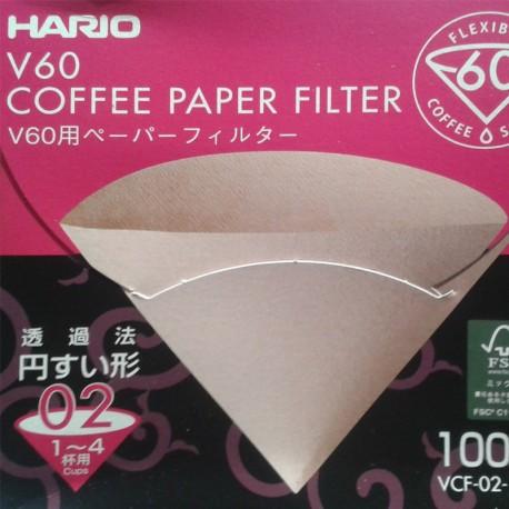 Filtre papier Hario V60